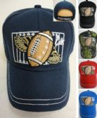 48 Units of Child's Ball Cap [Football]