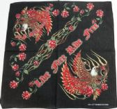 144 Units of Bandana-RIDE FREE [Eagle/Roses]