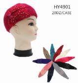 60 Units of Woman's Assorted Color Headband - Headbands