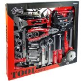 12 Units of 23 PIECE PLAY TOOL SETS.