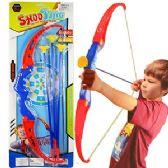48 Units of 4 PIECE BLUE ARCHERY SETS. - Darts & Archery Sets
