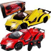 6 Units of REMOTE CONTROL MODEL SERIES RACE CARS