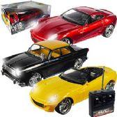 12 Units of REMOTE CONTROL SUPER SPORTS CARS.