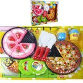 9 Units of 21 PIECE CAKE AND PIZZA KITCHEN SETS.
