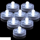 120 Units of WATERPROOFWHITE FLAMELESS LED CANDLES