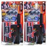 24 Units of 6 PIECE S.W.A.T. POLICE FORCE PLAY SETS