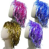120 Units of COLORFUL TINSEL WIGS