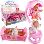 36 Units of 4 PIECE BOTHYSSIN BABY DOLL SETS - Dolls