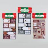 96 Units of Gift Tag Christmas