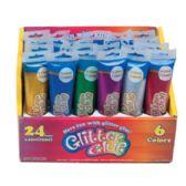 96 Units of Glitter Glue