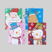 96 Units of Gift Bag Large Christmas