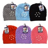 48 Units of Winter Knit Hat Rhinestones