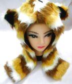36 Units of Winter Fashion Animal Hat Small