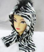 36 Units of Winter Animal Hat