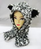 36 Units of Winter Animal Hat - Winter Animal Hats