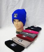 36 Units of Mens Winter Route 66 Beanie