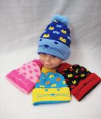 36 Units of Toddler Winter Warm Beanie