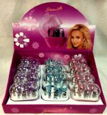 72 Units of Wholesale 9pcs set Nail Beauty with display