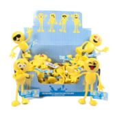 96 Units of Bendable Figure Emoticon 4.7in 6ast Friends