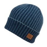 24 Units of 100% COTTON KNIT BEANIE HAT