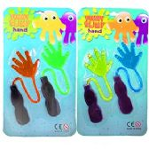 120 Units of 2 PIECE FUNNY SLIMY HANDS