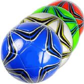 30 Units of OFFICIAL SIZE COLORFUL STAR SOCCER BALLS
