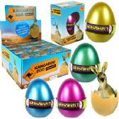 48 Units of GROWING PET KANGAROO EGGS - Growing Things