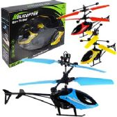 24 Units of FLYING HOVERING BATTERY OPERATED HELICOPTER.