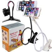 25 Units of LAZY BRACKET UNIVERSAL MOBILE PHONE HOLDER.