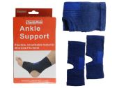 96 Units of Ankle Support 2 Piece - Bandages and Support Wraps
