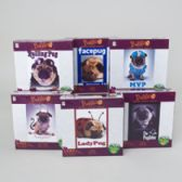 24 Units of Puzzle Puggo Dog 100pcs 6 Assorted In Case 10 X 8 - Crosswords, Dictionaries, Puzzle books