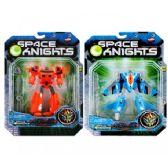 "48 Units of 2 Assorted. 7"" Interchanged Robot / Battle Plane"
