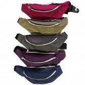24 Units of Fanny Bag KIP Assorted - Fanny Pack