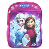 "24 Units of 15"" Disney Frozen Backpack - Backpacks 15"" or Less"