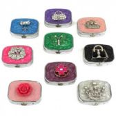 480 Units of PILL BOX ENAMEL - Pill Boxes and Accesories