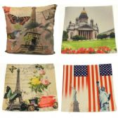 96 Units of CITY: THROW PILLOW