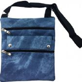 120 Units of LARGE CROSS BODY BAG (JEAN)