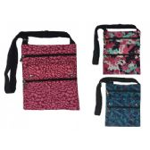 120 Units of LARGE CROSS BODY BAG (KIP PRINT)