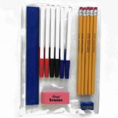 48 Units of School Supplies Kit - Case of 48