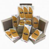 96 Units of 10 Piece Set Yellow Pencils - PENCILS