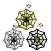 96 Units of Spider Web Tinsel