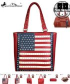 2 Units of Montana West American Pride Concealed Handgun Collection Tote