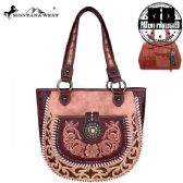 2 Units of Montana West Concho Collection Concealed Handgun Tote