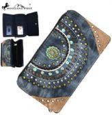 4 Units of Montana West Concho Collection Wallet