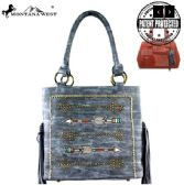 2 Units of Montana West Fringe Collection Concealed Handgun Tote