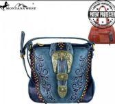 4 Units of Montana West Concealed Handgun Collection Crossbody Bag
