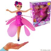 12 Units of Flying Fairy Drones - Dolls