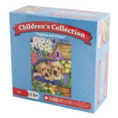 96 Units of 100pc Puzzle 6 Assorted Children Collection 9x12 - Closeouts