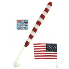 72 Units of Patriotic Auto Flag - 4th Of July