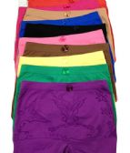 36 Units of Grace Seamless Boxer Shorts One Size